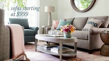 Bassett Labor Day Sale TV Spot, 'Special Buys Plus Furniture and Rugs' - Thumbnail 5