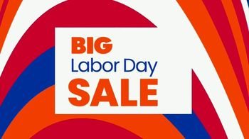 Big Lots Big Labor Day Sale TV Spot, '$1 Initial Payment: Sofa, Loveseat and Sectionals' - Thumbnail 1