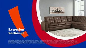 Big Lots Big Labor Day Sale TV Spot, '$1 Initial Payment: Sofa, Loveseat and Sectionals' - Thumbnail 5