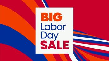 Big Lots Big Labor Day Sale TV Spot, '$1 Initial Payment: Sofa, Loveseat and Sectionals' - Thumbnail 6