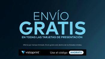 Vistaprint TV Spot, 'Business Card Free Shipping: AHORATV' canción de Norman [Spanish] - Thumbnail 3