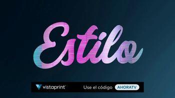 Vistaprint TV Spot, 'Business Card Free Shipping: AHORATV' canción de Norman [Spanish] - Thumbnail 4