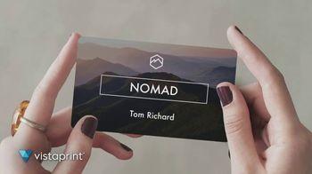 Vistaprint TV Spot, 'Business Card Free Shipping: TVNOW' - Thumbnail 1