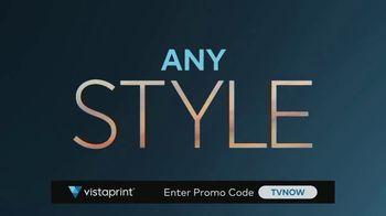 Vistaprint TV Spot, 'Business Card Free Shipping: TVNOW' - Thumbnail 4