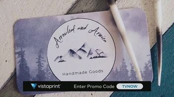 Vistaprint TV Spot, 'Business Card Free Shipping: TVNOW' - Thumbnail 7