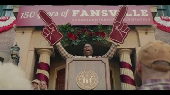 Dr Pepper TV Spot, 'Fansville: Season 2' Featuring Eddie George, Brian Bosworth