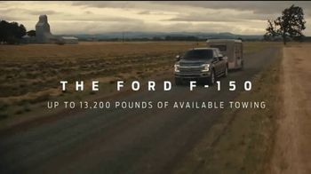 Ford F-150 TV Spot, 'Tow It' [T1] - Thumbnail 8