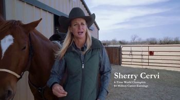 Martin Saddlery Stingray TV Spot, 'Instantly Fell in Love' Featuring Sherry Cervi - Thumbnail 3