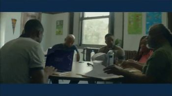 IBM TV Spot, 'Problem Solvers: Rashid F. Davis, Founding Principal, P-TECH' - Thumbnail 3