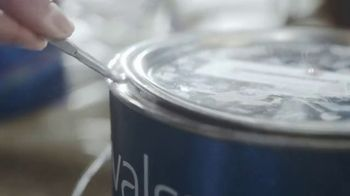 Lowe's TV Spot, 'Valspar: The Right Stuff in Every Can' - Thumbnail 1