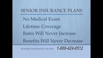 Senior Insurance Plans TV Spot, 'Age 85 or Younger' - Thumbnail 5