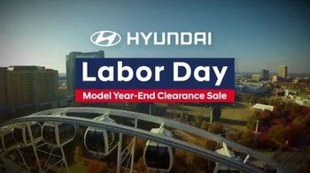 Hyundai Labor Day Model Year-End Clearance Sale TV Spot, 'Huge Savings' [T2] - Thumbnail 1
