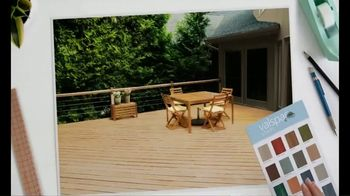 Valspar All-Weather Stain TV Spot, 'Protect Your Deck: Big Savings' - Thumbnail 1