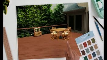 Valspar All-Weather Stain TV Spot, 'Protect Your Deck: Big Savings' - Thumbnail 2