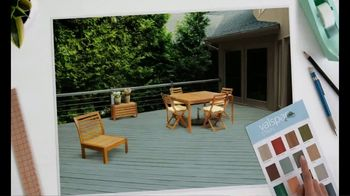 Valspar All-Weather Stain TV Spot, 'Protect Your Deck: Big Savings'