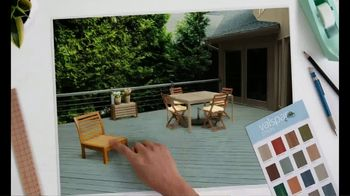 Valspar All-Weather Stain TV Spot, 'Protect Your Deck: Big Savings' - Thumbnail 4