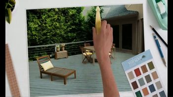 Valspar All-Weather Stain TV Spot, 'Protect Your Deck: Big Savings' - Thumbnail 5