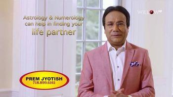 Prem Jyotish TV Spot, 'Life Partner'