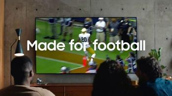 Samsung QLED TV TV Spot, 'Made for Football'