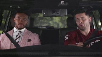 Nissan TV Spot, 'Road to the Heisman House' Featuring Kyler Murray, Baker Mayfield & Tim Tebow [T1]