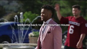 Nissan TV Spot, 'Road to the Heisman House' Featuring Kyler Murray, Baker Mayfield, Tim Tebow [T1] - Thumbnail 10