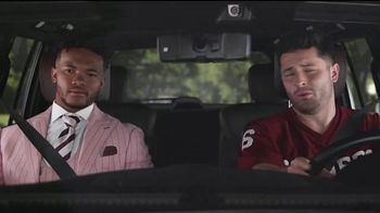 Nissan TV Spot, \'Road to the Heisman House\' Featuring Kyler Murray, Baker Mayfield, Tim Tebow [T1]