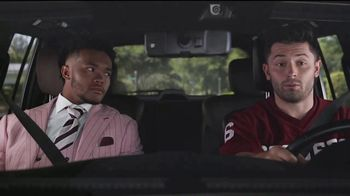 Nissan TV Spot, 'Road to the Heisman House' Featuring Kyler Murray, Baker Mayfield, Tim Tebow [T1] - Thumbnail 5