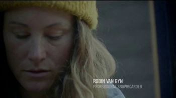 YETI Coolers TV Spot, 'Robyn Van Gyn Is In Pursuit Of...' Featuring Robyn Van Gyn - Thumbnail 2