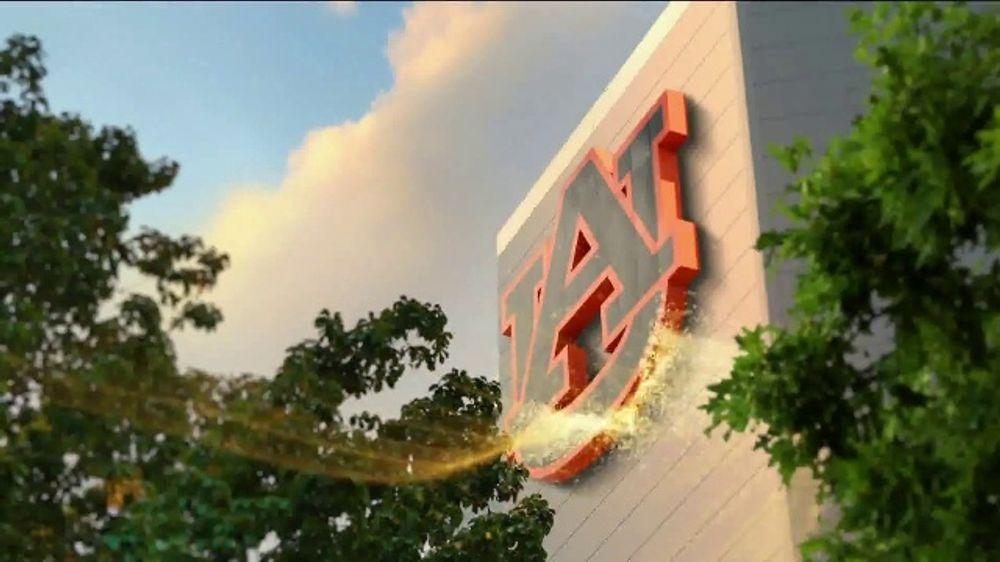 Auburn University TV Commercial, 'Think Auburn' - Video