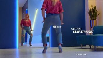 Old Navy High-Rise Slim Straight Jeans TV Spot, 'Reunion: 50 Percent Off' Featuring Busy Philipps