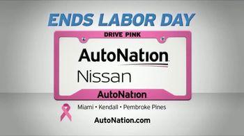 AutoNation 72 Hour Flash Clearance TV Spot, 'Labor Day: 2019 Nissan Maxima and Murano' - Thumbnail 4