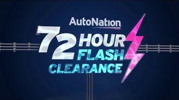 AutoNation 72 Hour Flash Clearance TV Spot, 'Labor Day: 2019 Nissan Maxima and Murano'