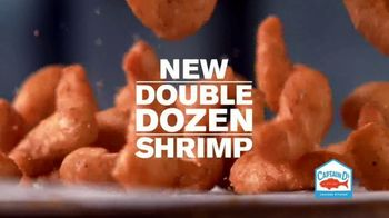 Captain D's Double Dozen Shrimp TV Spot, 'The Answer'
