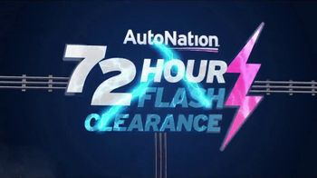 AutoNation 72 Hour Flash Clearance TV Spot, 'Labor Day: 2019 Honda Civic and HR-V' - Thumbnail 3