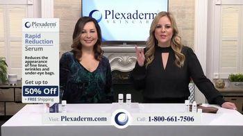 Plexaderm Skincare Rapid Reduction Serum TV Spot, 'Get Up to 50 Percent Off + Free Shipping' - Thumbnail 2
