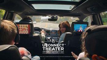 Chrysler Labor Day Sales Event TV Spot, 'Talking Van: Bad Parents' Song by Kelis [T2] - Thumbnail 6