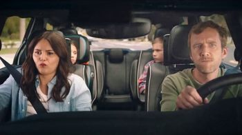 Chrysler Labor Day Sales Event TV Spot, 'Talking Van: Bad Parents' Song by Kelis [T2] - 22 commercial airings