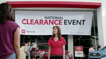 Toyota National Clearance Event TV Spot, 'Last of the 2019s' [T2] - 147 commercial airings