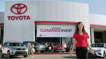 Toyota National Clearance Event TV Spot, 'Last of the 2019s' [T2] - Thumbnail 8
