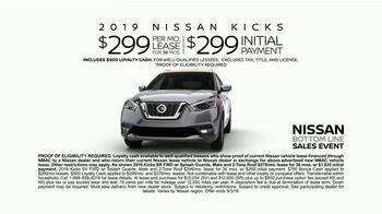 Nissan Bottom Line Sales Event TV Spot, 'Car Buying Season' [T2] - Thumbnail 9
