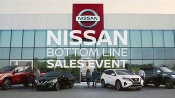 Nissan Bottom Line Sales Event TV Spot, 'Car Buying Season' [T2] - Thumbnail 4