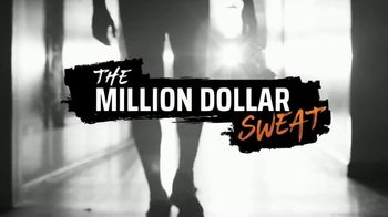 DraftKings The Million Dollar Sweat TV Spot, 'Welcome to the Sweat'