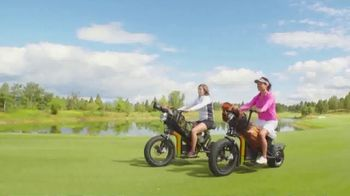 Finn Scooters TV Spot, 'It's Time to Change Golf' - Thumbnail 4