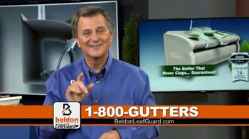 Beldon LeafGuard $99 Installation Sale TV Spot, 'You Never Know' - Thumbnail 6