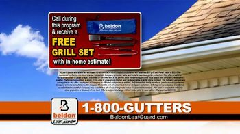 Beldon LeafGuard $99 Installation Sale TV Spot, 'You Never Know' - Thumbnail 5