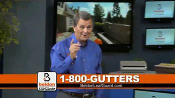 Beldon LeafGuard $99 Installation Sale TV Spot, 'Ladder-Related Accidents' - Thumbnail 2