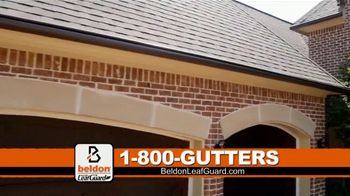 Beldon LeafGuard $99 Installation Sale TV Spot, 'Ladder-Related Accidents' - Thumbnail 3