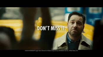 Heineken TV Spot, 'UEFA Champions League: Taxi' - Thumbnail 6