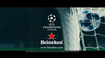 Heineken TV Spot, 'UEFA Champions League: Taxi' - Thumbnail 8