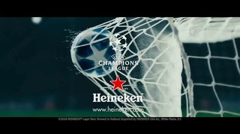 Heineken TV Spot, 'UEFA Champions League: Taxi' - Thumbnail 9